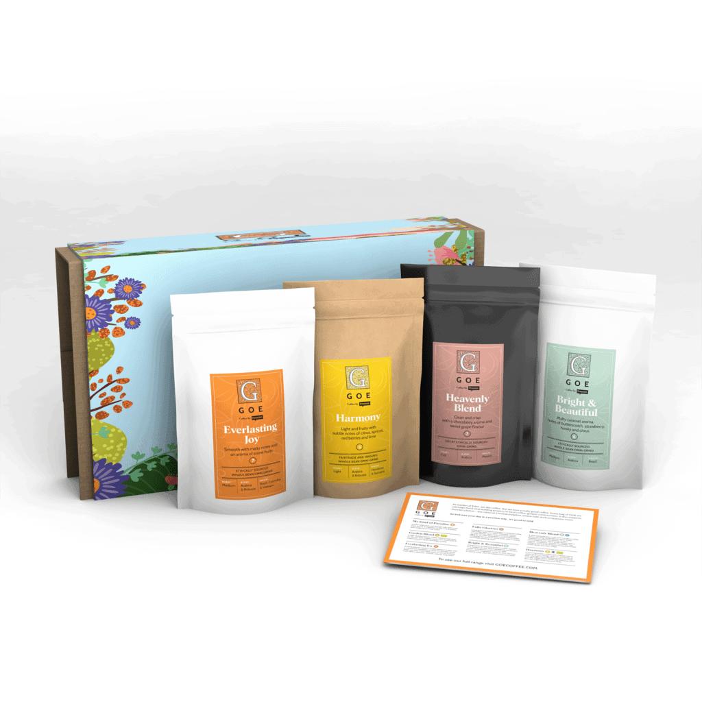 Garden of Eden Coffee Gift Pack